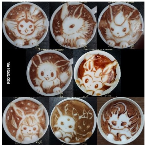 dead-end-gives-way:  Cappuccino art