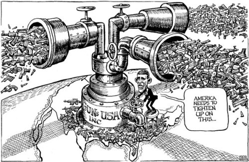 theeconomist:  KAL's cartoon: this week, a leak.