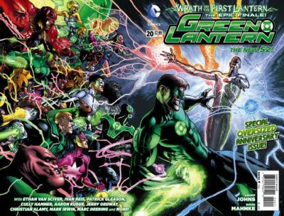 comicbastards:  (via First Look: Geoff John's Final Issue Of Green Lantern - Home - Comic Bastards)
