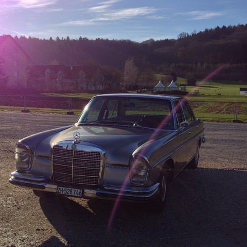 swissstash:  #benz  (at Die Schweizerische Post)