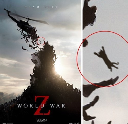 theclearlydope:  Cat Zombies???!!?!?  I'll see you opening night World War Z.