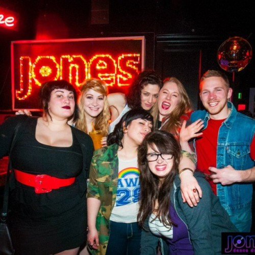 Woo girls #jones #portland
