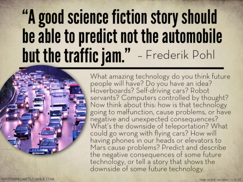 writingprompts:  #741 future technology problems