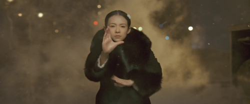 emultionalexerpience:  THE GRANDMASTER (2013) The Forms of Ziyi Zhang.