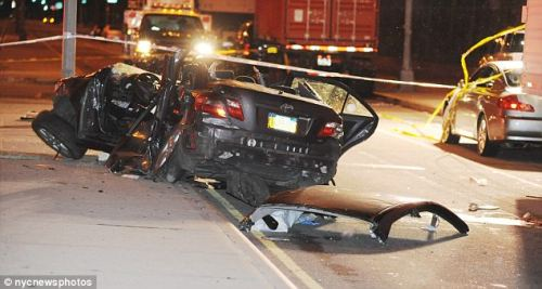 CAB TO THE CORNER OF TRAGEDY AND CRIME: HIT-AND-RUN KILLS YOUNG COUPLE, BABYby Abby Diaz http://bit.ly/10kJgGk