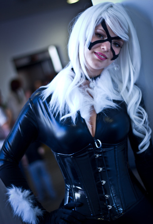 Oz Comic-Con Adelaide 2012: Black Cat by ~angelobeltran