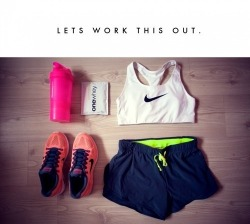 text shoes fitspo health motivation inspiration nike Clothes healthy fit fitness workout nikes fitspiration
