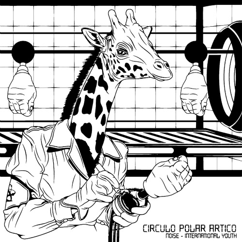 "Hey guys! Check out the re-release of Circulo Polar Artico's ""Noise-International Youth"", the first recording of the year for Mesmerize Records. Cheers! FREE DOWNLOAD"