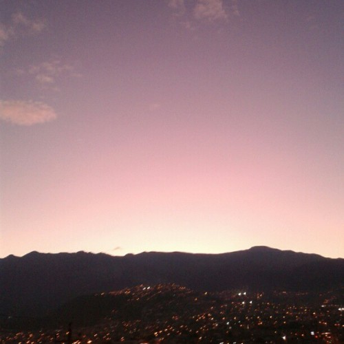 #sunset #quito