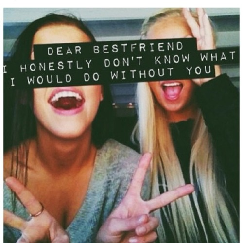 Tag yo bestfriends yall! I love my friends to the moon and back
