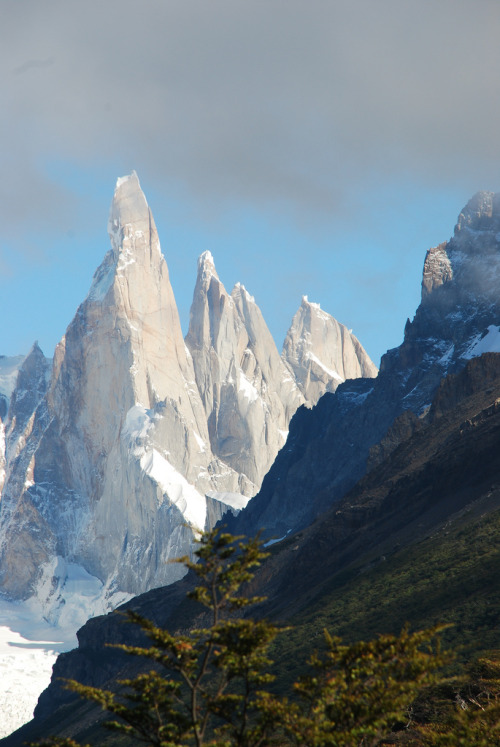 landofscape:  Fitz Roy (by danger alan)