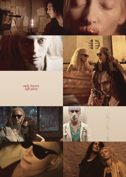 Only Lovers Left Alive Press Kit Photos [x]