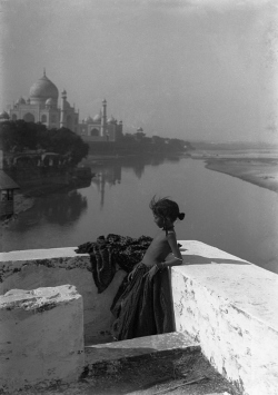 greeneyes55:  Agra India 1906  Photo: Georges Gasté
