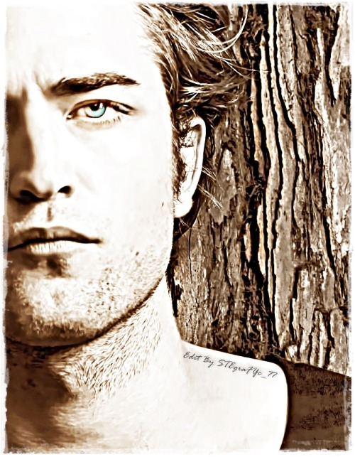 stefyswan77:  PhotoShoot 2008_James White # ROBERT_ close up and edit by me … original enhanced by melbie :)