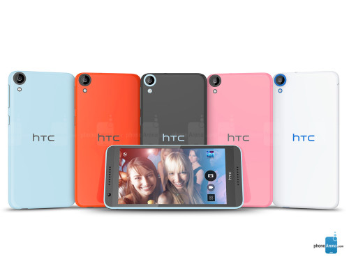 Wanna have a smartphone that match your outfits? You might wanna buy the newHTC Desire 820(successor to the popular HTC Desire 816).  Stylishly built with2-toned colour polycarbonate body, this5.5 inchHTC Desire 820 will perfectly match your outfits.  Equipped with - Qualcomm Octacore 64bit - 16GB memory (expendable up to 128GB) - 2GB RAM - 13mp camera - Massive 8m