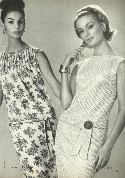 theswinginsixties:  1960s fashion.