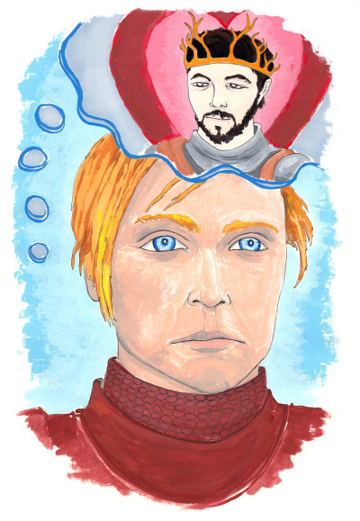 Brienne's Dreams by Wendy Kubiak http://wendykubiak.tumblr.com/
