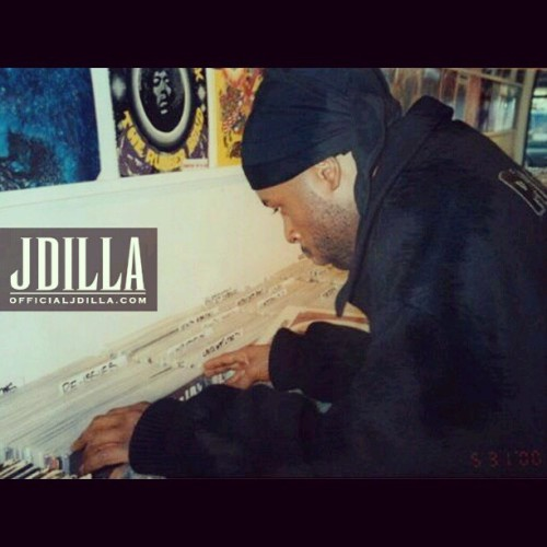 Out Shopping For Records. #JDilla #Dilla #JayDee #vinyl #cratediggin
