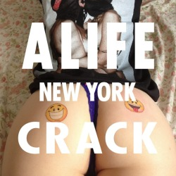 prettypuke:  Go buy the ALIFE x PRETTY PUKE T-shirt !!!! Www.alifenewyork.com Very rare :) -MR