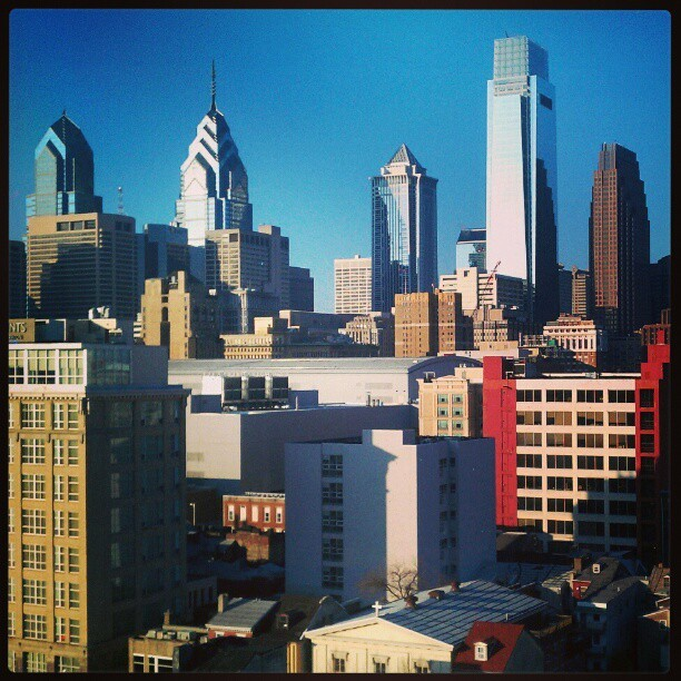 Good morning #Philly!