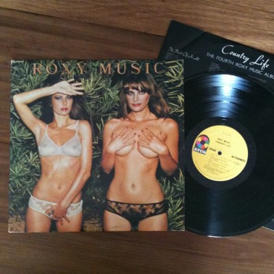 Roxy Music • Country Life (ATCO, 1974)  #RoxyMusic #BrianFerry #AnthonyPrice #NicholasDeVille #CCS #BobBowkett #nowplaying #nowspinning #recordcollector #vinyl #vinyligclub #vinyljunkie #mysonicarchive  (at Soul Central)