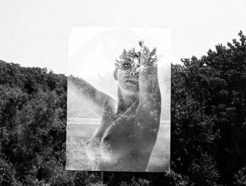 Multiple Exposure byHarry Callahan, 1965