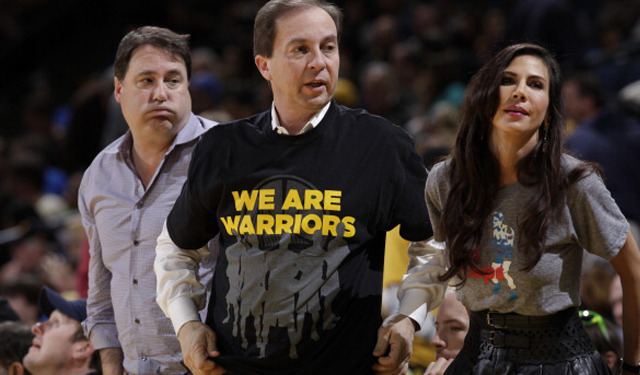 Lacob promises a title someday. (Getty Images)