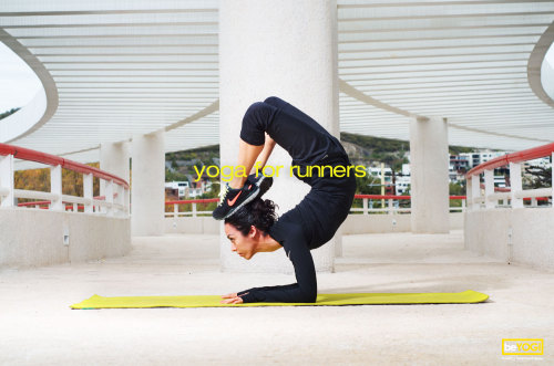Yoga for runners.