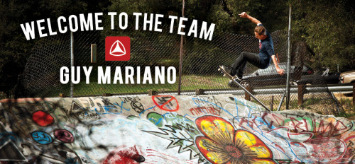 Welcoming GUY MARIANO to the Active Family! if you didn't know yet…