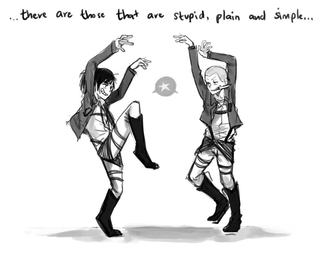 snk-eam:  I really have an affinity for idiots.
