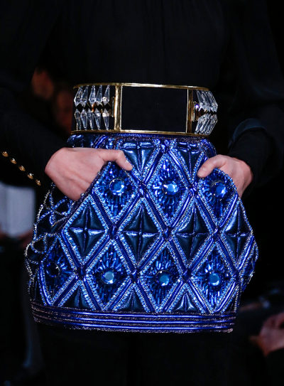 Balmain Fall/Winter 2013 - Detail (Image Source: Style)
