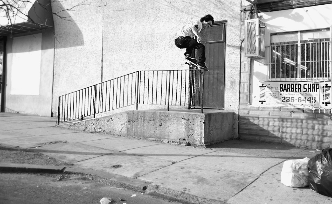 Kyle O'Neill Crook in North Philadelphia 3/11/13