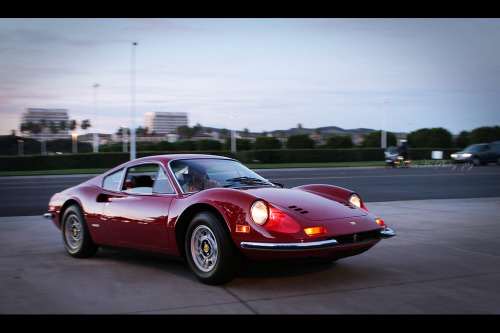 automotivated:  Happy Birthday to Enzo Ferrari (by Kevin Ho 車 Photography)  Dino