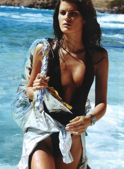 vsupdates:  Isabeli Fontana for Vogue Paris July 2013