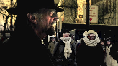 "I'm watching The Strain 1x06 ""Occultation"""