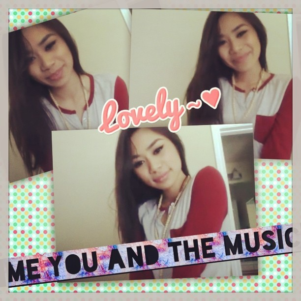 Lovely @JessicaESanchez #ustream buy #meyouandthemusic