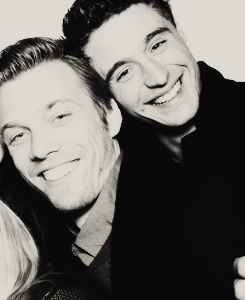 brOTP  Jake Abel & Max Irons