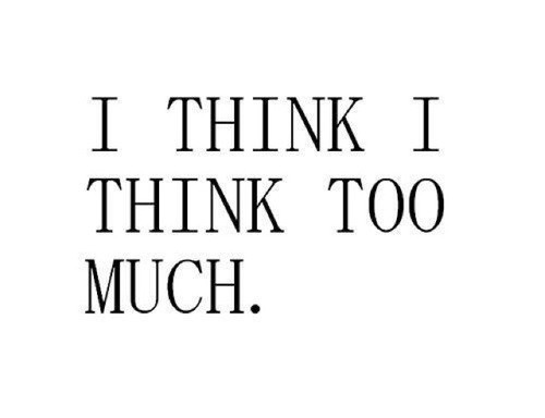 i think | via Tumblr on We Heart It - http://weheartit.com/entry/62131221/via/reillykhiga   Hearted from: http://runn-way.tumblr.com/post/50973467706