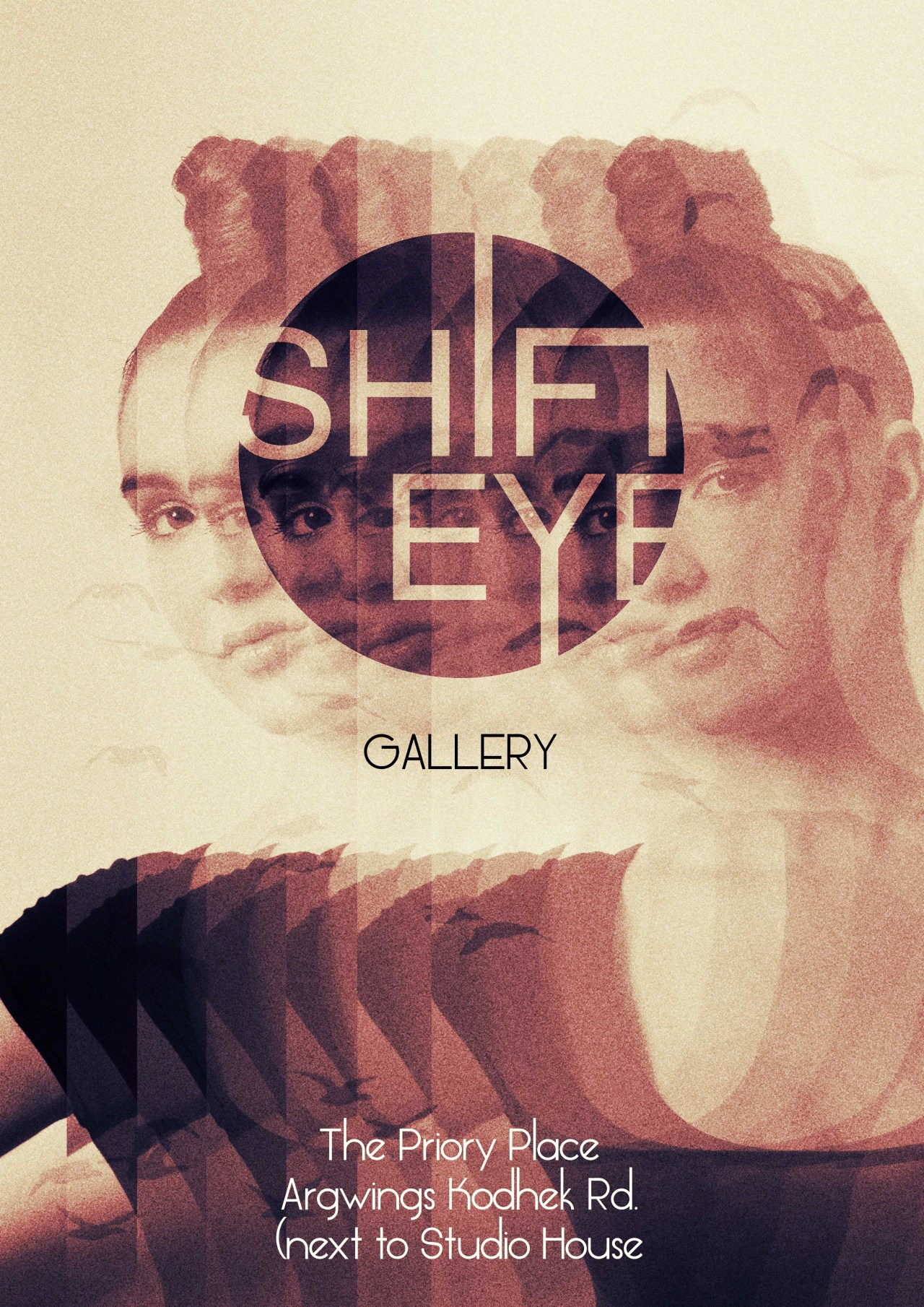SHIFTEYE GALLERY coming soon! www.facebook.com/shifteyegallery Follow us on twitter @shifteyegallery for more updates