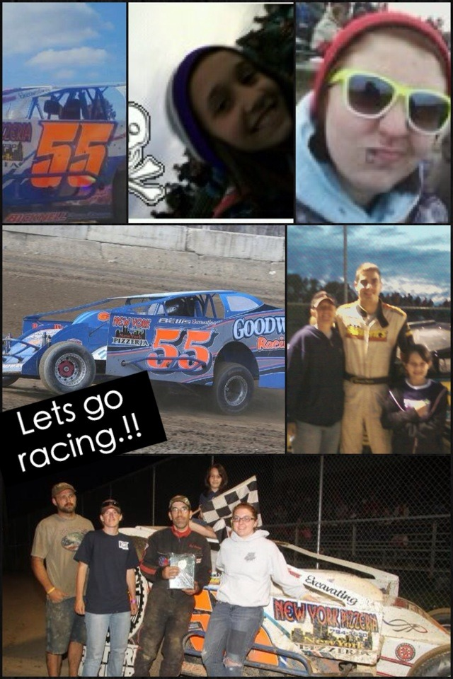 Lets go racing.!!