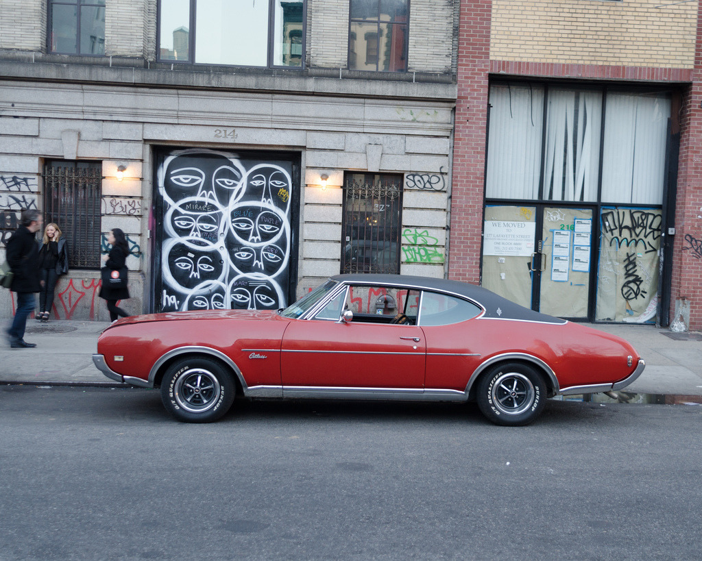 Cutlass  Soho, Manhattan