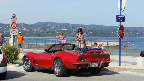 corvettes:  Swiss 1969 Corvette Stingray