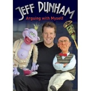 I'm watching Jeff Dunham: Arguing with Myself                        Check-in to               Jeff Dunham: Arguing with Myself on GetGlue.com