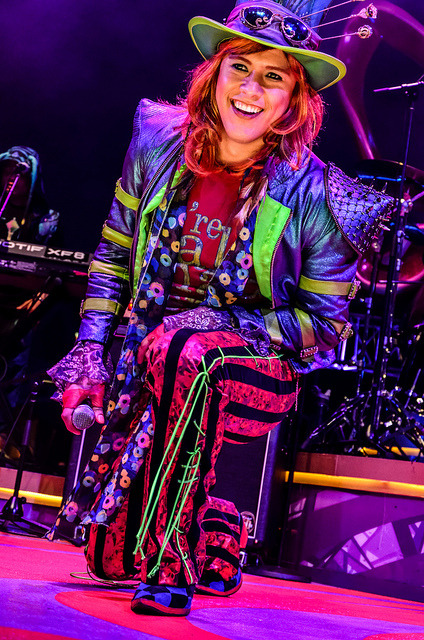 Mad T Party - Hatter on Flickr.
