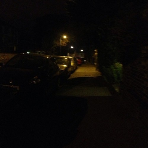 Ipswich needs more street lights to make the walk home less scary