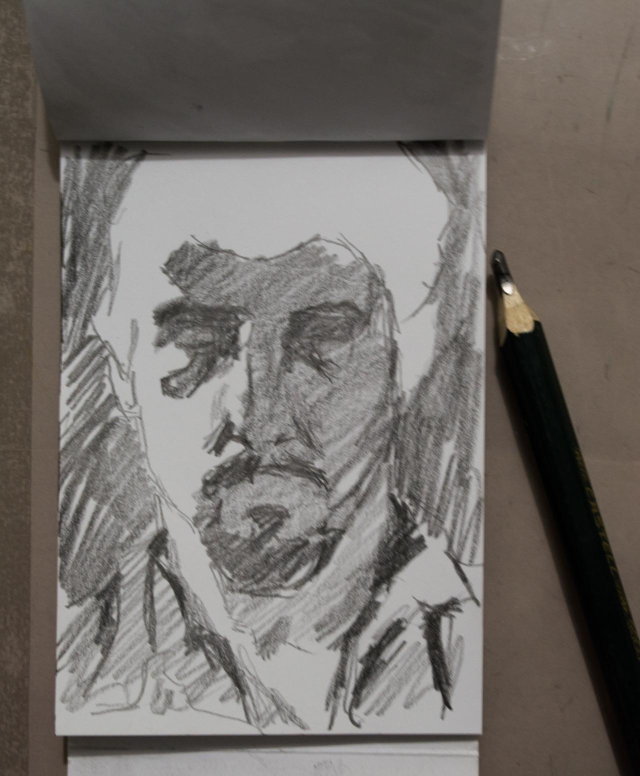 Pocket sketch