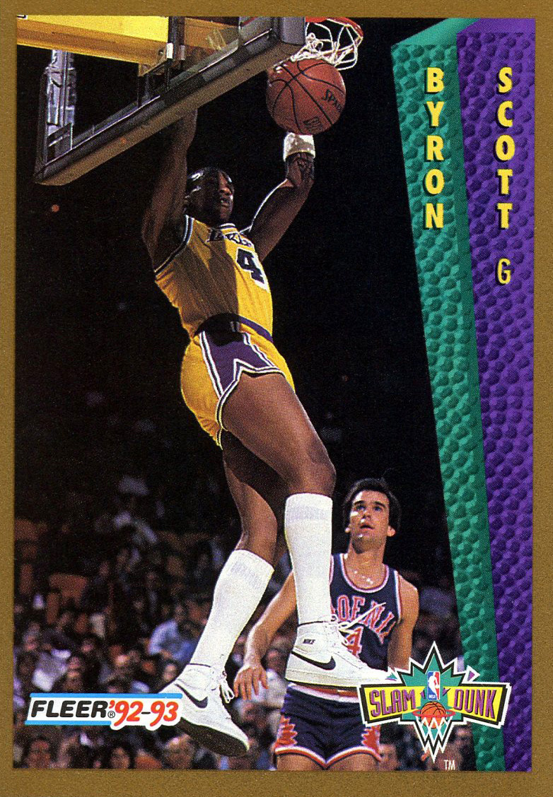 "homage:   Celebrating his 52nd birthday today is Lakers legend and current Cavs coach Byron Scott. The 2008 NBA Coach of the Year won three titles with the ""Showtime"" Lakers of the 1980s and averaged 14.1 points per game for his career."