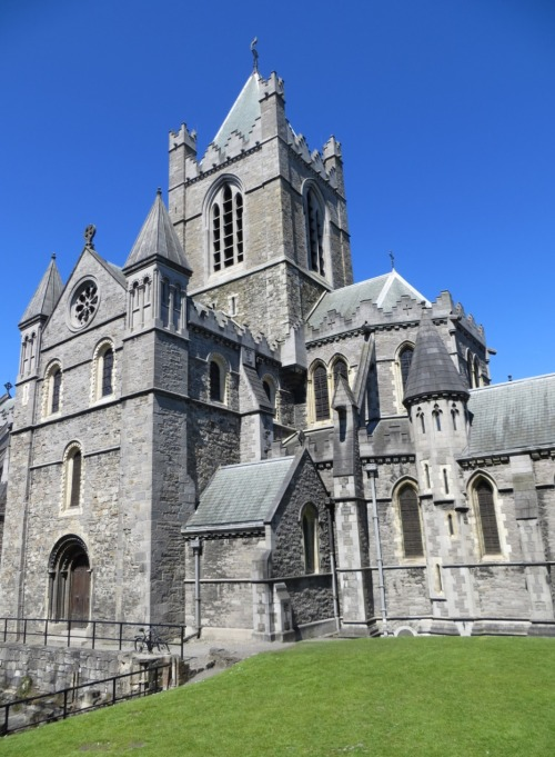 karlys-kamera:  Christ Church Cathedral, Dublin