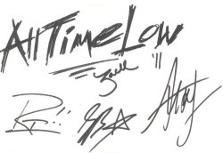 snake-in-daffodilsss:  All time low have now signed your blog.