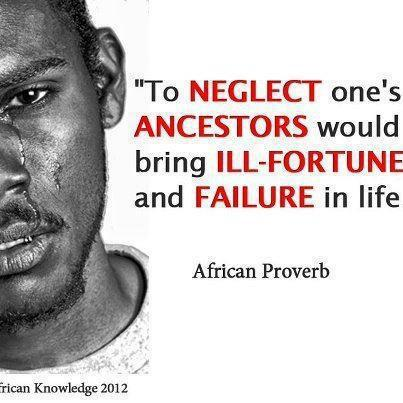 "themaroonvillage:  howiviewafrica:  Never forget your roots!  ""A people with out the knowledge of their past history, origin and culture is like a tree without roots."" - Marcus Garvey"